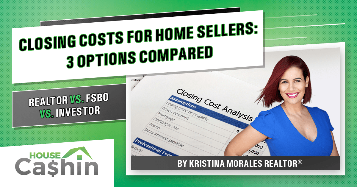 Closing Costs for Home Sellers in 2019 [3 Options Compared]