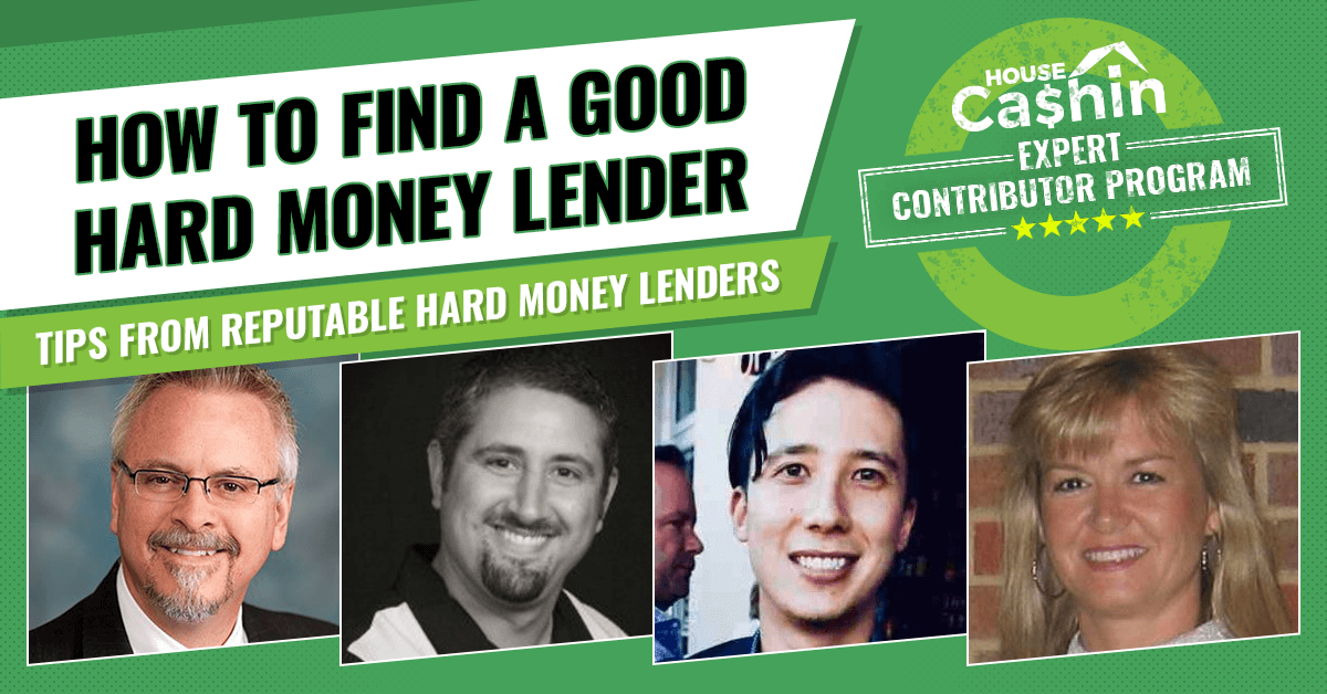 How to Find Good Hard Money Lenders for Real Estate Investing